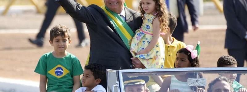 Unabh?ngigkeitstag in Brasilien - Foto: Eraldo Peres/AP/dpa