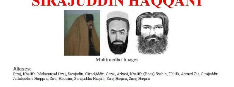Siradschuddin Hakkani - Foto: FBI.gov/dpa