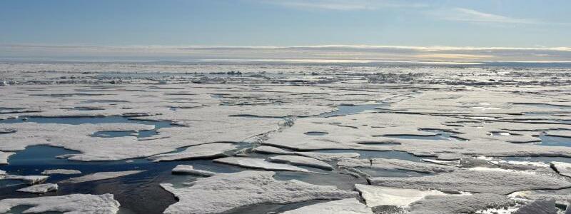 Arktis - Foto: Ulf Mauder/dpa