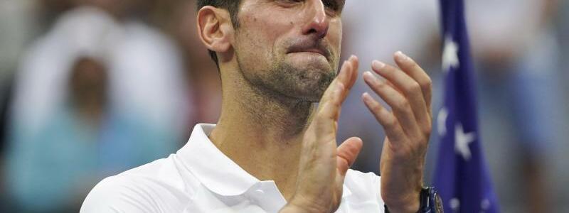 Novak Djokovic - Foto: John Minchillo/AP/dpa