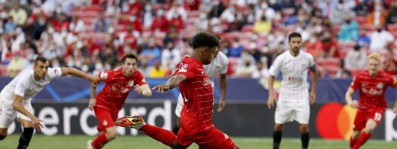 FC Sevilla - RB Salzburg - Foto: Daniel Gonzalez Acuna/ZUMA Press Wire/dpa