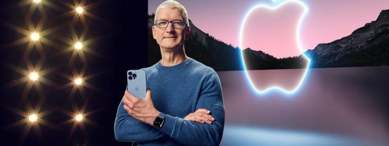 Apple - Foto: -/Apple/dpa