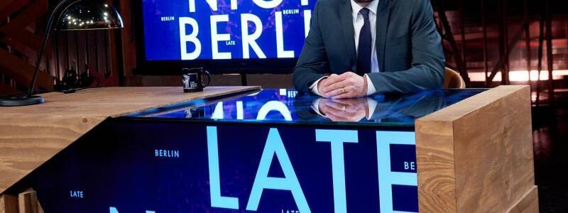 ?Late Night Berlin? mit Klaas Heufer-Umlauf - Foto: Annette Riedl/dpa