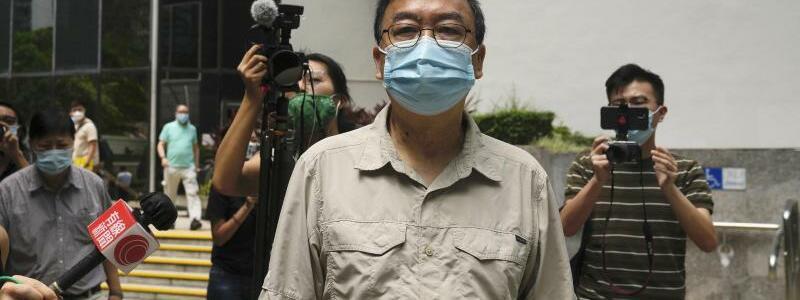 Cheung Man-kwong - Foto: Kin Cheung/AP/dpa