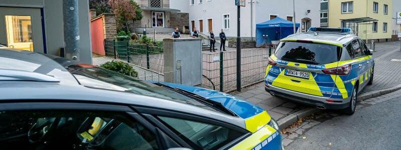 Polizeieinsatz - Foto: Markus Kl?mper/Sauerlandreporter/dpa
