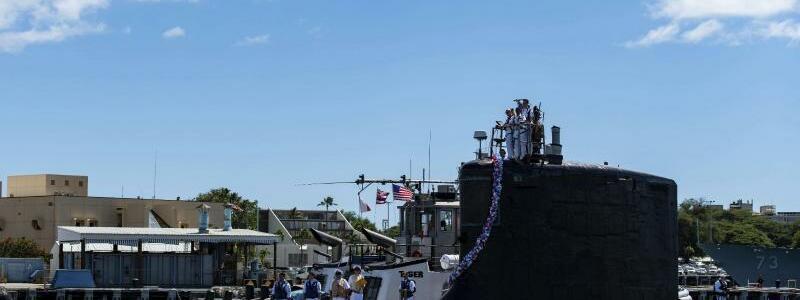 U-Boot - Foto: Petty Officer 1st Class Michael/Navy Office of Information/AP/dpa