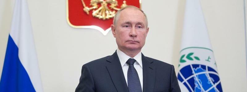 Wladimir Putin - Foto: Alexei Druzhinin/Pool Sputnik Kremlin/AP/dpa