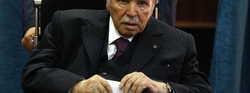 Algeriens fr?herer Staatschef Bouteflika gestorben - Foto: Sidali Djarboub/AP/dpa