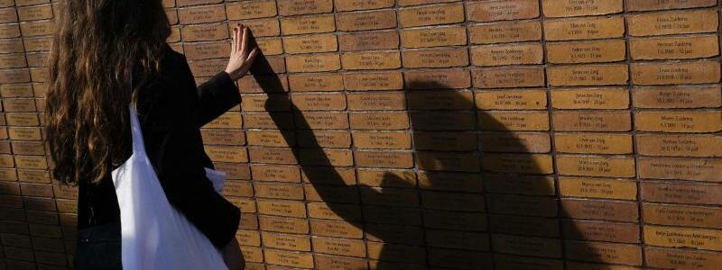 Holocaust-Monument der Niederlande - Foto: Peter Dejong/AP/dpa