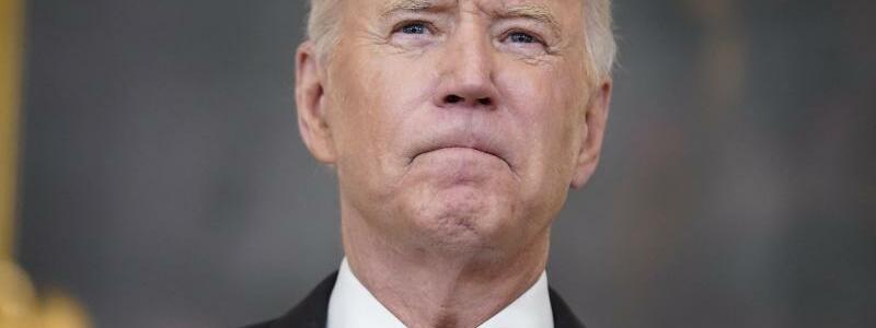 US-Pr?sident Joe Biden - Foto: Andrew Harnik/AP/dpa