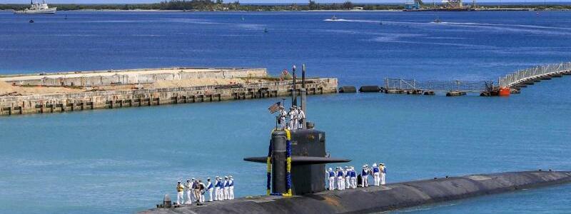 Indopazifik-Pakt - Foto: Mc3 Naomi Johnson/US Navy Office of Information via AP/dpa