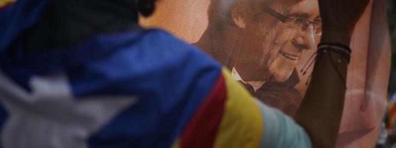 Kataloniens Ex-Regierungschef Puigdemont in Italien verhaftet - Foto: Joan Mateu/AP/dpa