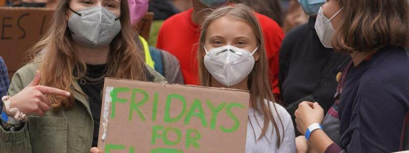 Fridays for Future - Foto: J?rg Carstensen/dpa