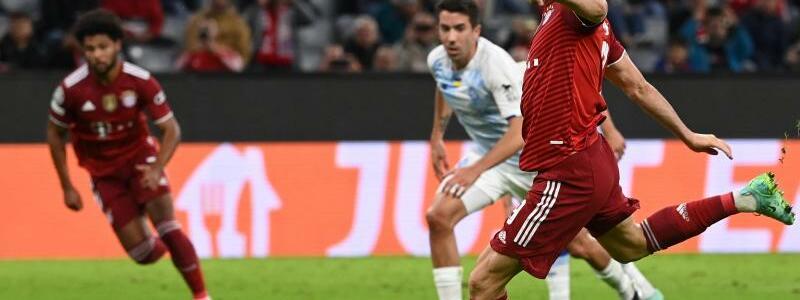 Bayern-F?hrung - Foto: Sven Hoppe/dpa