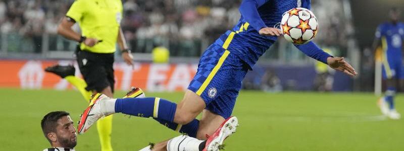 Juventus Turin - FC Chelsea - Foto: Antonio Calanni/AP/dpa