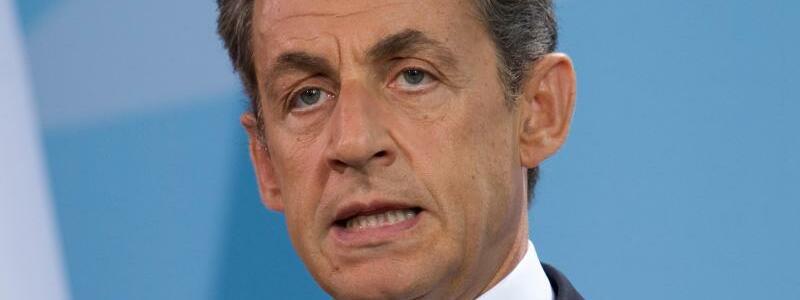 Nicolas Sarkozy - Foto: Michael Kappeler/dpa