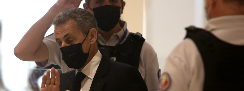 Nicolas Sarkozy - Foto: Rafael Yaghobzadeh/AP/dpa
