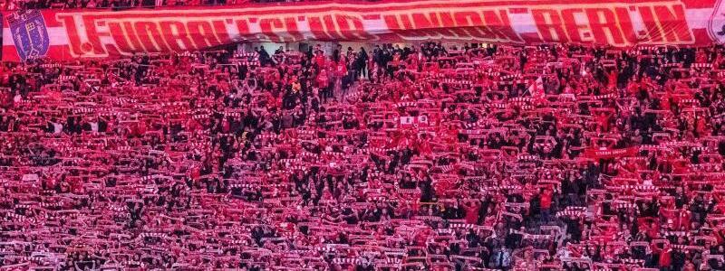 Rotes Olympiastadion - Foto: Andreas Gora/dpa