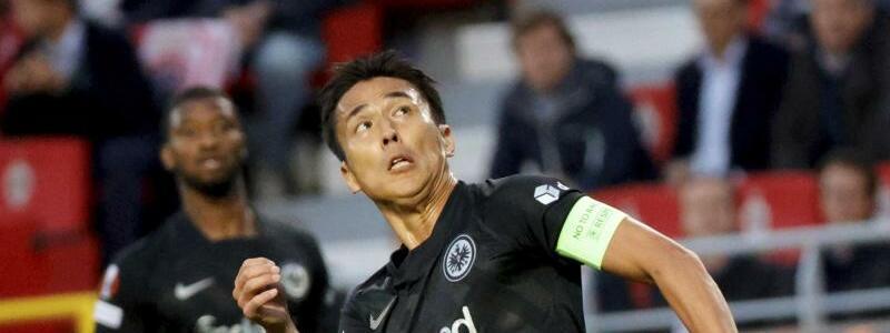 Eintracht-Kapit?n - Foto: Olivier Matthys/AP/dpa