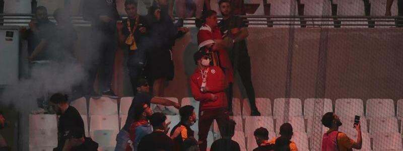 Olympique Marseille - Galatasaray Istanbul - Foto: Daniel Cole/AP/dpa