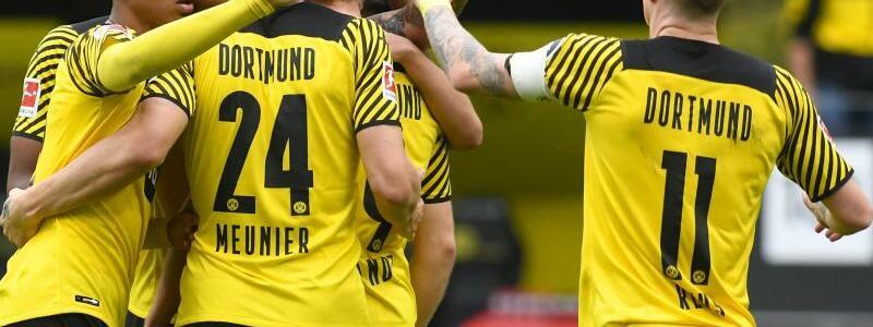 BVB-Sieg auch ohne Haaland - Foto: Bernd Thissen/dpa