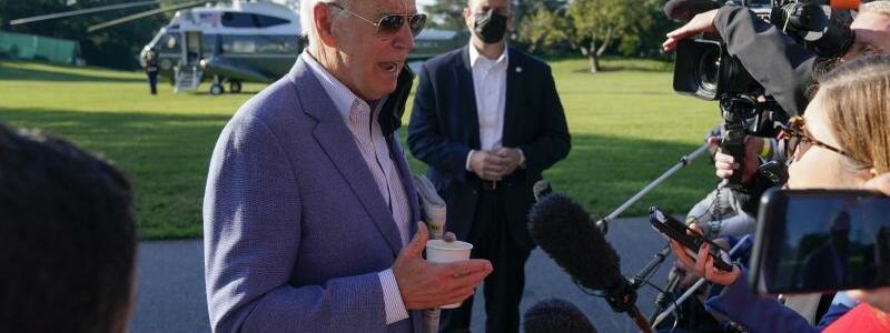 US-Pr?sident Joe Biden Biden - Foto: Patrick Semansky/AP/dpa