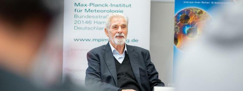 Klaus Hasselmann - Foto: Daniel Reinhardt/dpa