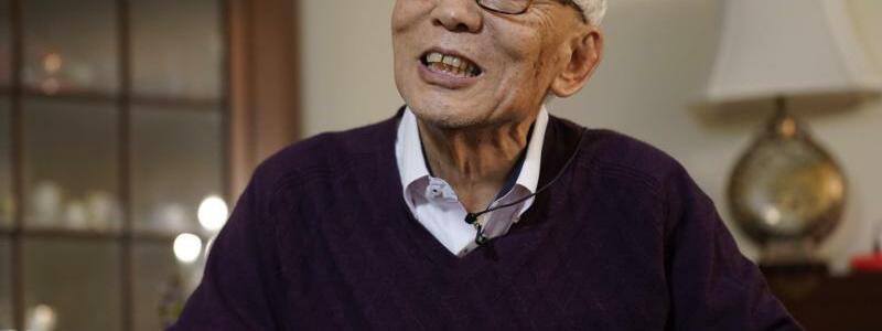 Syukuro Manabe - Foto: Seth Wenig/AP/dpa