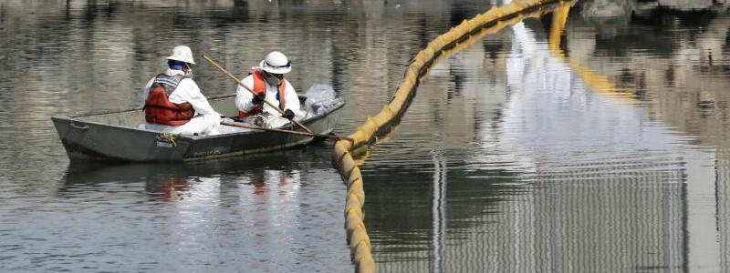 ?lfilm auf dem Wasser - Foto: -/XinHua/dpa