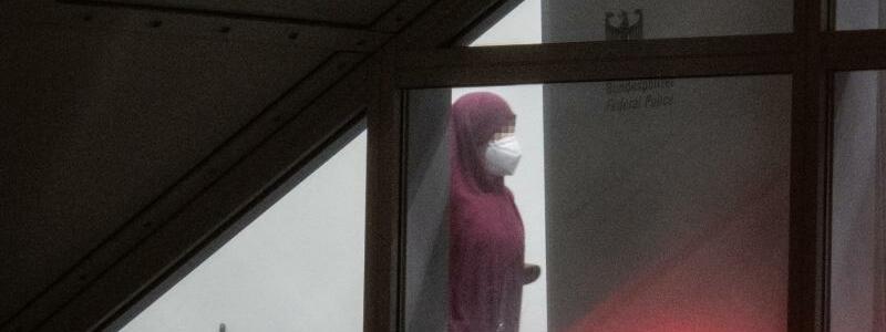 Dschihadistinnen - Foto: Boris Roessler/dpa