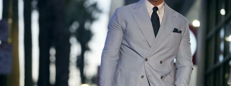 Daniel Craig - Foto: Chris Pizzello/Invision via AP/dpa