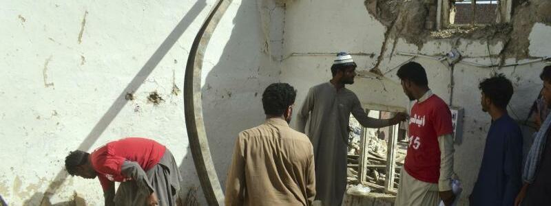 Erdbeben in Pakistan - Foto: Arshad Butt/AP/dpa