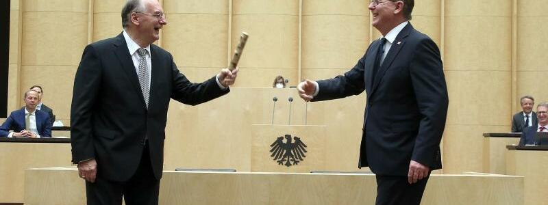 Bundesratssitzung - Foto: Wolfgang Kumm/dpa