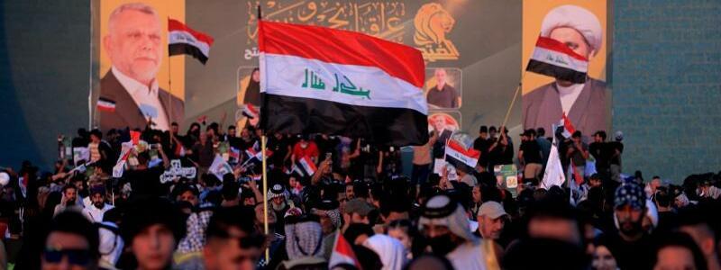 Parlamentswahlen im Irak - Foto: Hadi Mizban/AP/dpa