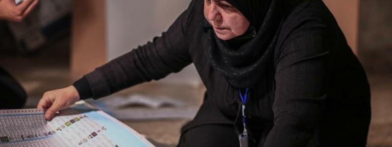 Parlamentswahl im Irak - Foto: Ameer Al Mohammedaw/dpa