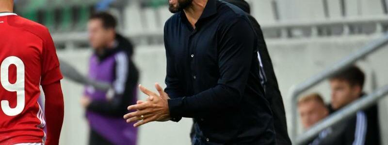 U21-Coach - Foto: Marton Monus/dpa