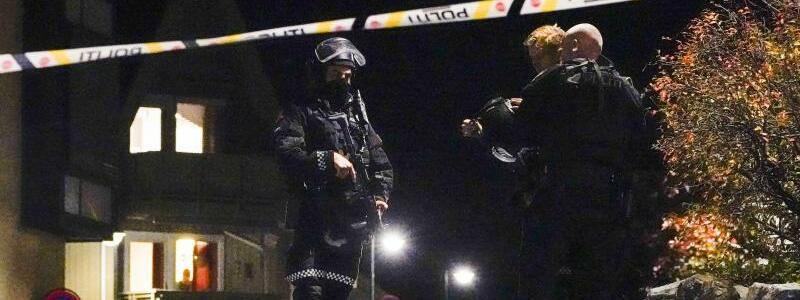 Gewalttat nahe Oslo - Foto: H?kon Mosvold Larsen/NTB/dpa