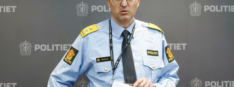 Polizeichef - Foto: Terje Pedersen/NTB/dpa