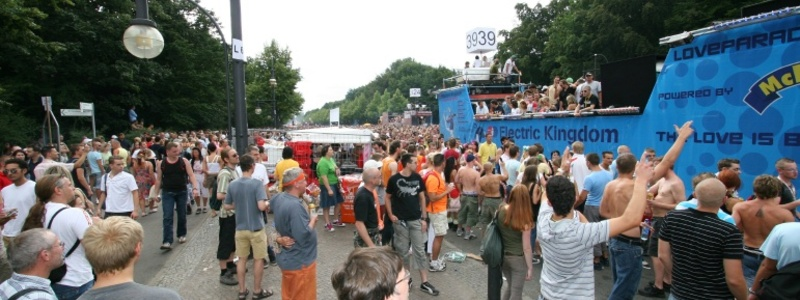 Loveparade 2006 - Foto: