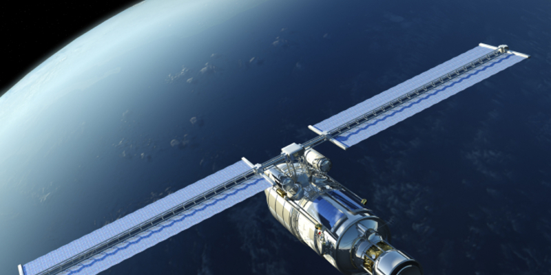 Satellit - Foto: iStockphoto.com / mevans