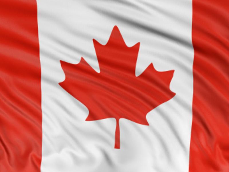 Flagge Kanadas - Foto: iStockphoto.com