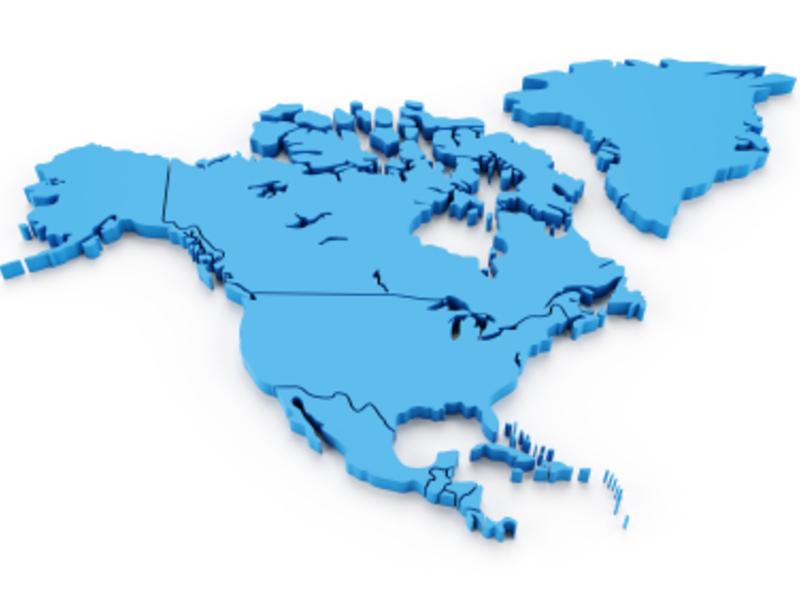 Nordamerika - Foto: iStockphoto.com / ymgerman
