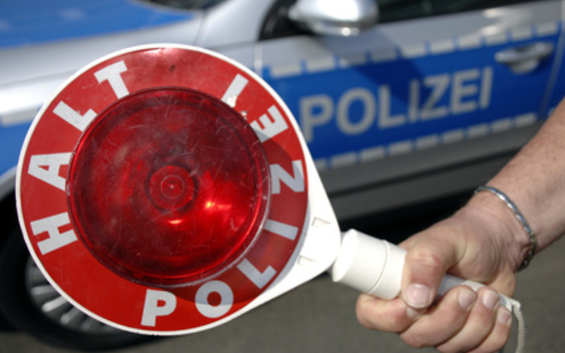 Polizei - Foto: Fotolia.com / Gerhard Seybert