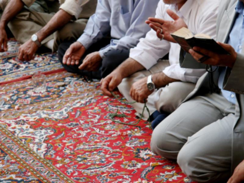 Muslime - Foto: iStockphoto.com / Scrofula