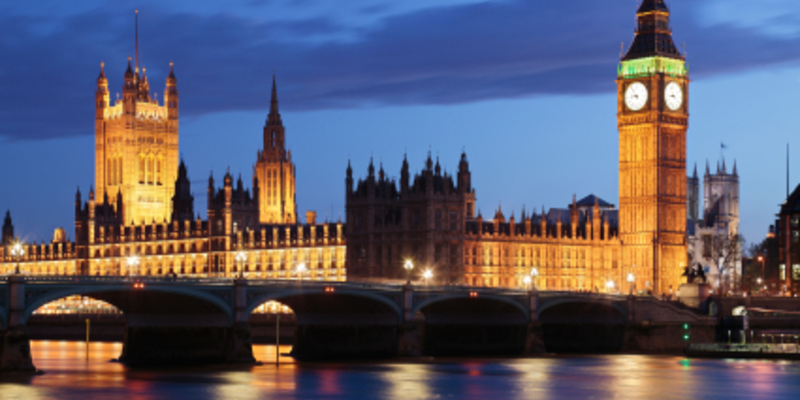 Palace of Westminster - Foto: iStockphoto.com / compassandcamera