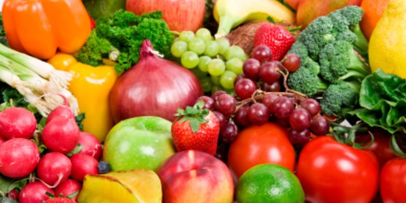 Obst und Gemüse - Foto: iStockphoto.com / shorrock