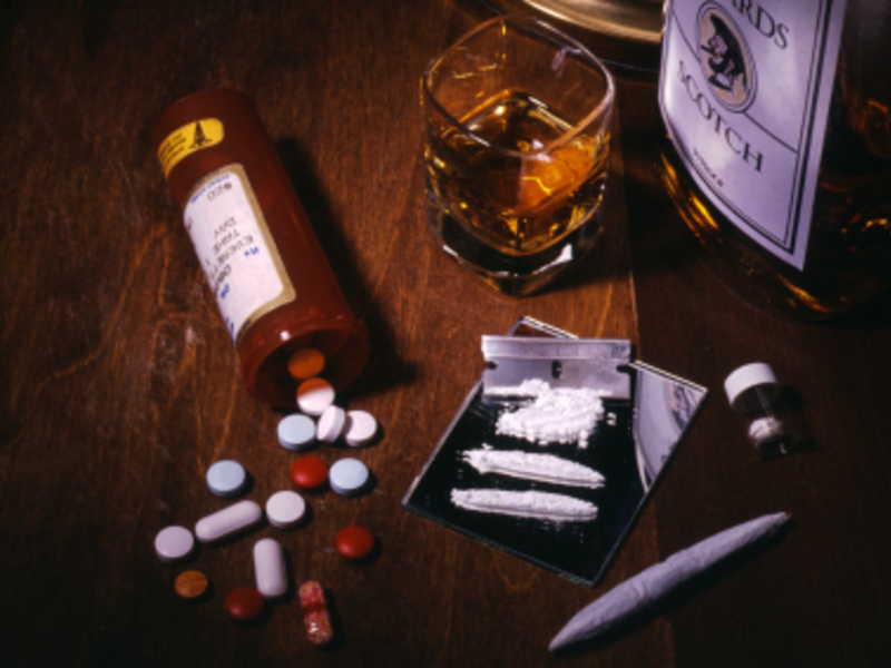 Drogen - Foto: iStockphoto.com / alacatr
