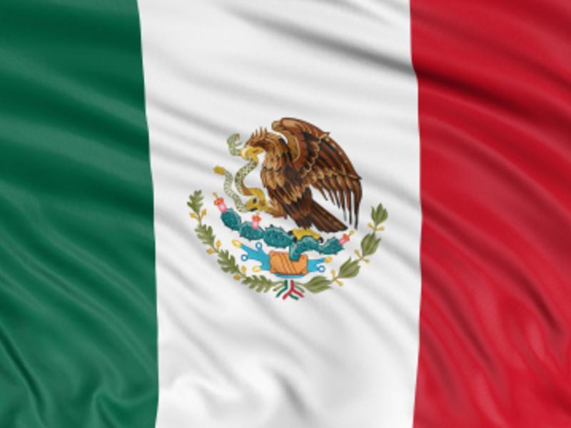 Flagge Mexikos - Foto: iStockphoto.com