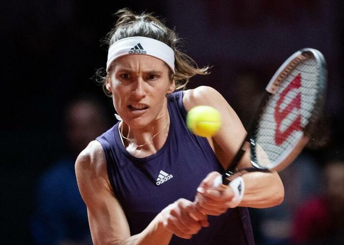 Angelique Kerber Steht Als Einzige Deutsche Tennisspielerin Im